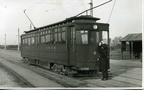 Grimsby & Immingham Tram Car No.2 LNER Livery 1947