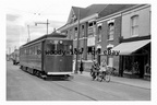 Grimsby Tram no 14 in 1955