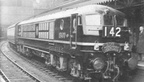 She later became an electric loco E2001 and did lots of tests for burgeoning 25kv overhead schemes