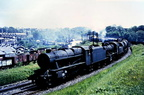 Buxton 3rd June 1966 - 48108 & 46402 with a train from Hindlow & Briggs
