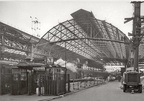 Manchester London Road station in 1960
