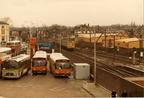 Class 303 in Altrincham 1980s