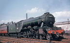 'Flying Scotsman' at Retford 1961