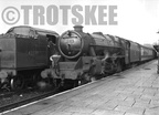 42379 and 45154 Stalybridge 1957