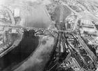 Green Ayre and Skerton Bridge, early 1960's
