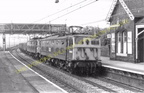 Photo. Mottram to Glossop and Hadfield Lines. GCR