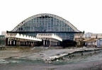Manchester Central Station in 1977  Opened 01-07-1880 - Closed 05-05-1969
