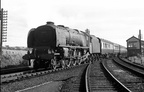1954 Morecambe South junction Hest bank