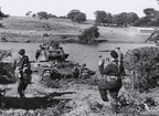 Bridging Camp on the River Lune. 1940