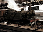 ...Fowler 3F, 0-6-0T 'Jinty' 47400..1926-1966 at Crewe Station.