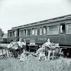 Camping Coach, 1956.