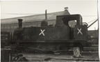 EX GCR LNER CLASS J63 0-6-0T BR 68206 AT GORTON