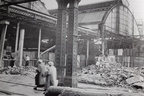 London Rd rebuilding 1959-60. BR photographs.