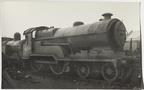 GCR LNER CLASS D10 4-4-0 BR 62659 AT GORTON