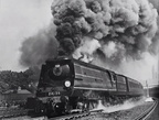 21C139 on the 1in62 Bank out of Victoria with a train for the Kent Coast C1947