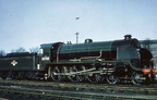 Looking very smart presumably ex works is King Arthur Class N15 4-6-0 No.30788 'Sir Urre Of The Mount'