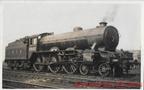 LNER B17 2861 Sheffield Wednesday Gorton Gresley