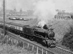 1017 County of Hereford on a Birkenhead-Paddington train in 1960