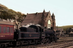 .Ivatt 2MT 2-6-0, 46446 at Barmouth1