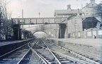 . the old point work at broadbottom station
