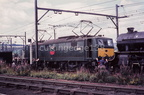 26000 'Tommy' at Wombwell Jcn 29-08-64