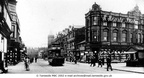 The market place  Hyde- possibly around 1910