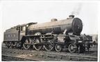 LNER B17 2861 Sheffield Wednesday Gorton