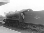 1019  County of Merioneth  at Bristol T.M. 1959