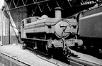 1638 on Croes Newydd shed in 1965