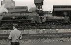 Merchant Navy class 35003 Royal Mail at Bournemouth with Standard 73114 behind 1