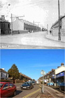 Coulston Road, then and now