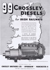 Once upon a time in a far off land called Ireland they invested in some new diesel locomotives