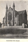 Dukinfield. Old Chapel 1905