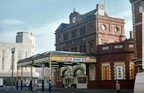 Blackpool Central Station 1973