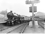 Blackpool Talbot Road station 1913 Royal Train