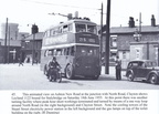 Ashton New Rd at junction with North Road - 1955.