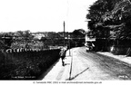 HYDE - Pole Bank with tram on right of road - 1920