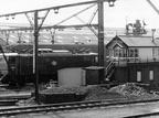 76003 by the signal box at Dewsnap sidings