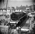 Loco for the Indian Railways @ Gorton 1950's