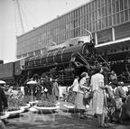 Loco for the Indian Railways @ Gorton 1950's1
