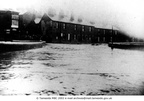 HYDE - Hyde Flood 1906 - Hoviley and Commercial Street.