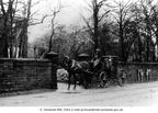 HYDE - Mottram Road - 1890.