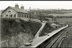 Carbis Bay railway station 1930s