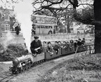 Who remembers one of these tiny trains running across the top of King Georges Playing field at Ladbrooke Road