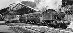 2-6-2T No. 5569 at Tavistock on a train for Launceston
