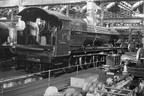 47XX No. 4700 under overhaul at Swindon in 1959