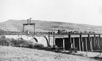 Dinting viaduct 3.6.1950  63790 on up goods