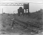 A photo from around 1966 before there was a Dinting Railway Centre.
