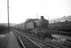 4111 arriving at Snow Hill on local from Wolverhampton June 1960