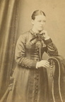 Dukinfield. Lady by A Philburn. 2 Astley Street A Philburn